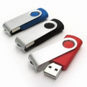 backup solution flash drives